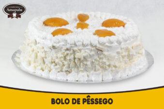 BOLO PESSEGO