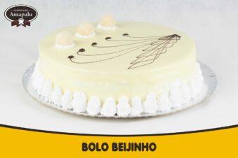 Bolo Beijinho