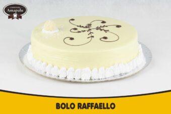 Bolo Raffaello