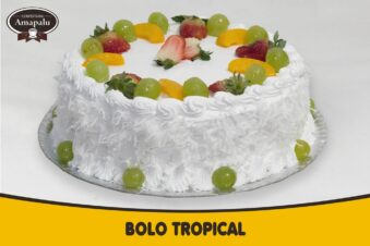 Bolo Tropical