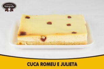 Cuca Romeu e Julieta