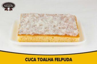 Cuca Toalha Felpuda