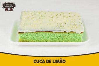 Cuca de Limão