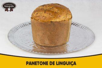 Panetone de Linguiça