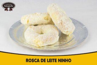 Rosca de Leite Ninho