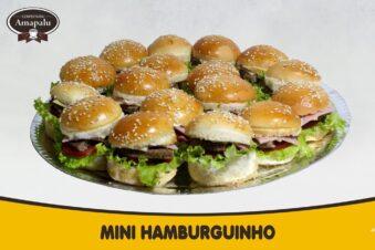 Mini Hamburguinho