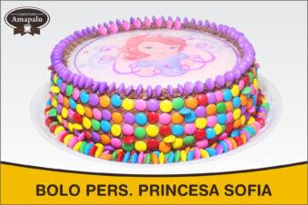 Bolo Pers. Princesa Sofia