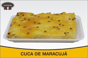 Cuca de Maracujá