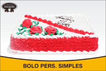 Bolo Pers. Simples
